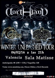 Winter Unleashed Tour
